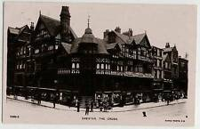 (w1n83-229) Real Photo of The Cross, CHESTER, Cheshire 1909 VG