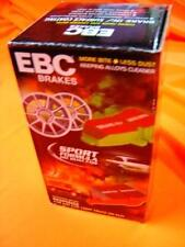 fits SUBARU LIBERTY LEGACY BF4 BL5 &GT EBC RED Stuff FULL VEHICLE SET Brake Pads