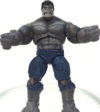 "Marvel Universe Series 5 #021 Gray Incredible HULK 3.75"" Hasbro 2013"