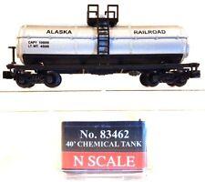 N Model Power 83462 40ft Single Dome Tanker Alaska RR ARR