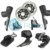 New 2020 SRAM Red AXS eTAP HRD 2X12s electronic Disc brake upgrade groupset