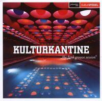 KULTURKANTINE - THE FUNK GROOVE SESSION 2 CD NEU