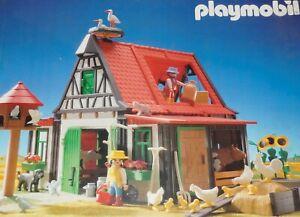 Playmobil Bauernhof 5119 Brett Wehrgang hellbraun   Ersatzteil