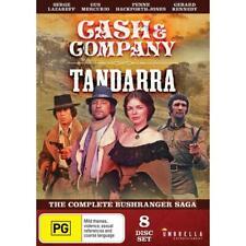 Cash & Company/ Tandarra - New and Sealed DVD 8 Disc Set