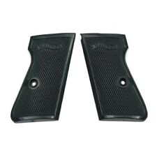 Orignal Factory Walther PP, PPKS Grips Black Plastic