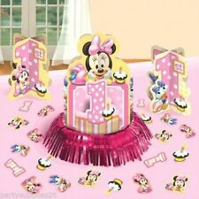 Birthday, Child Minnie Mouse Party Table Decorations