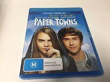 BLURAY DISC PAPER TOWNS