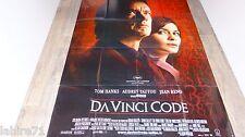 DA VINCI CODE  !  affiche cinema