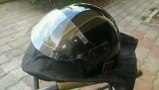 Casco jet co2 pantografato per scooter vespa
