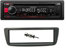 Peugeot 107 05-14 Kenwood CD Player with Aux and USB upgrade and fitting kit