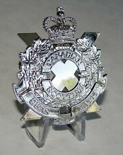 Canadian Forces- The Canadian Scottish Regiment - Cap Badge - Victoria B.C.