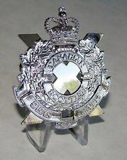 Canadian Forces- The Canadian Scottish Regiment - Cap Badge - Victoria B.C.