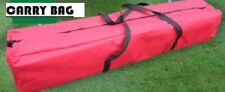 CARRY BAG FOR PARTY TENTS ETC 4.5 x 3 RED