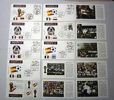 Francobolli# CAMPIONATO MONDIALE DI CALCIO 1982 ESPANA 82 #Italia Campione Mondo