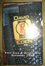 David Eden Road Gear & Accessories Handbook 1996 catalog