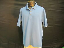 Grand Slam Brand Golf Polo New lt Blue moisture wick stay dry fabric sz XL