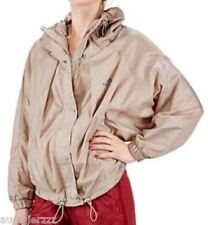 P4795 Adidas by Stella McCartney Brown Barricade Tennis Jacket M60853