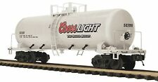 NEW IN BOX MTH COORS LIGHT TANK CAR PAIR 20-96177 BOTH NUMBERS