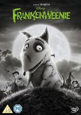 Frankenweenie [Region 2] - DVD - New - Free Shipping.