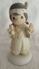 New Listing1992 Precious Moments Bless-Um You Figurine # 527335 Free Shipping