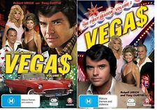 Vegas : Series 1 : Part 1 and 2 (DVD, 2010, 6-Disc Set)
