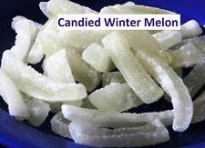 10oz Melon Candy Candied Winter Melon aka Tung Kua 冬瓜糖 Preserved Melon US Seller