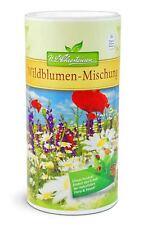 Wildblumen  -Mischung Schmetterlingswiese Bienenweide Streudose  25- 50  qm