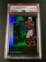 KYLER MURRAY 2019 PANINI ILLUSIONS #1 RETAIL HOLOFOIL ROOKIE RC PSA 10 (3174)