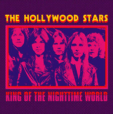 "The Hollywood Stars - King Of The Nighttime World [New 7"" Vinyl]"