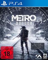 Metro Exodus DayOne-Edition (PS4) (NEU & OVP) (UNCUT) (Blitzversand)