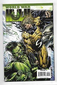 World War Hulk #5 Very Fine