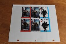 INXS - Very Rare Seperation Sheets voor Backstage Passes