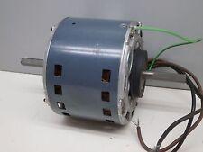 GE 5KCP39GG 7727S Serv-S-Line Dual Shaft 230V Appliance Motor 1/3HP 1075RPM CCW