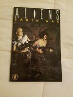 Aliens Earth War TPB #1-1S 1991  Dark Horse Nice Condition
