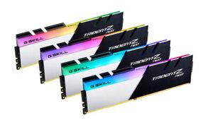 32GB G.Skill Trident Z Neo DDR4 3800MHz PC4-30400 CL14 RGB Quad Kit (4x 8GB)