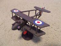 Built 1/100: British ROYAL AIRCRAFT FACTORY F.E. 2B Fighter Aircraft  WW I