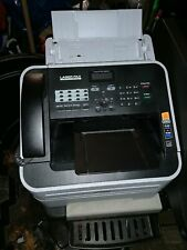 Brother Laser Fax Super G3 Mono Laser Fax/Copy/Printer Pre Owned. Good Condition