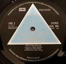 PINK FLOYD ~ DARK SIDE OF THE MOON VINYL ~ UK 1ST PRESS LAUNCH 1/G 1/G LP EX !!