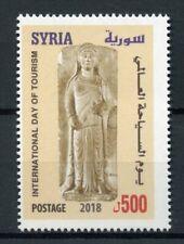 Syria 2018 MNH International Day of Tourism 1v Set Artefacts Art Stamps