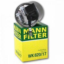 Kraftstofffilter Mercedes W212  W204 W205 CDI mit Heizelement MANN WK820/17