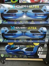 New Hover-1 Ultra Electric Scooter Blue Hy-Rm-Ultra-Blu 2272 Ul Certified