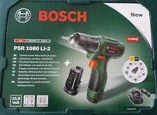 Bosch Akku-Bohrschrauber PSR 1080 LI-2 06039A2101 1x 1,5Ah Akku im Koffer NEU
