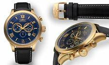 Balmer Swiss Made Gran Turismo 14075 Chronograph Authentic Luxury Watch