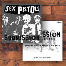 """SEX PISTOLS - SUBMISSION - REPLACEMENT PIC SLEEVE FOR UK BONUS 7"""""""