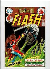 DC THE FLASH #230 Green Lantern 1974 FN Vintage Comic