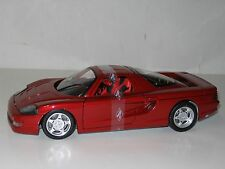 1/18 GUILOY MERCEDES C-112 , RED , NEW