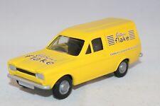 Corgi Toys Ford Escort Van Cadbury's in played condition