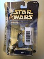 Star Wars Bossk Empire Strikes Back Bounty Hunter Figure SEALED