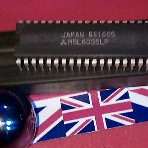 M5L8035LP Microcontroller Mitsubishi Japan