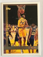 Card Shaquille O'Neal TOPPS #109